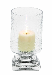 Salim Glass Candle Holder