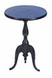 Alison Round Accent Table