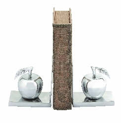 Nyla Apple Bookend Set