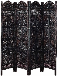 Annalise 4 Panel Room Divider