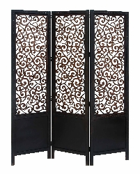 Colby 3 Panel Room Divider