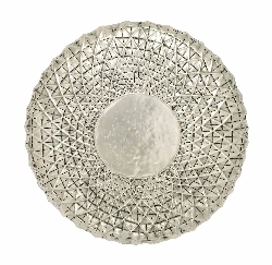 "Mallory Architectural 23"" Round Wall Medallion"