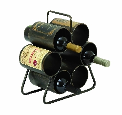 Amara 6 Bottle Wine Rack