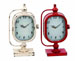 Quentin Worn Out Style Table Clock Set 3