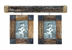 "Lawson Wood 14"" Photo Frame"