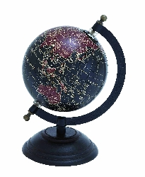 Dustin Wood Globe Atlas