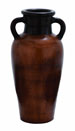 Edwin Tall Terracotta Vase