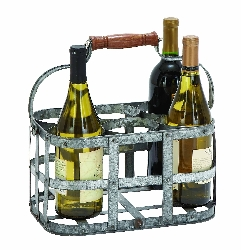 "Morgan 17"" Wine Caddy Holder"