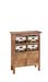 Braelynn Wood Cabinet with Basket Drawers
