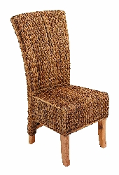 Isis Abaca Leaf Chair