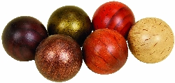 Virginia Ceramic Ball Set 6
