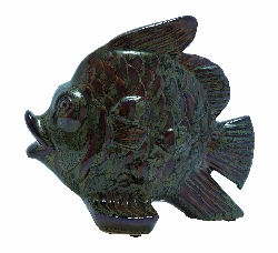 Hailee Ceramic Fish