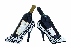 Bronson Shoe Wine Holder Set 2