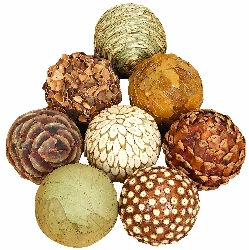 Carter Natural Ball Set 8