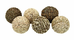 Leonard Decorative Ball Set 6