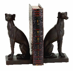 Keenan Dog Bookend Set