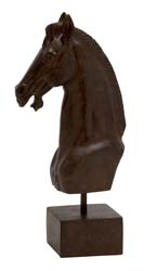Virmani Horse Wall Trophy Head
