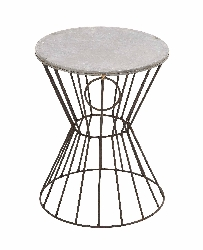 Vredenburgh Metal Stool