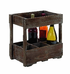 Celina Wood Wine Rack