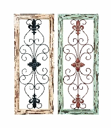 Cory Architectural Wall Panel Set 2 12x30
