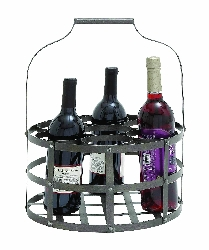 Annabell Wine Holder & Caddy