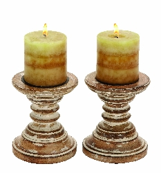 Neymar Short Chunky Candle Sticks Set 2