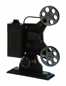 Jenson Table Top Movie Reel Accent