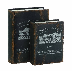 Chateau Pierrail Beaujolais Book Box Set 2