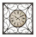 "Advait 29"" Round Wall Clock"