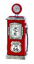 Samir Route 66 Gas Pump Key Holder