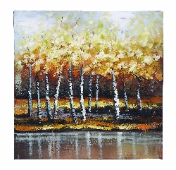 Korben Nature Painting Wall Painting