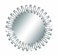 Uriel Deco Wall Mirror