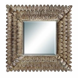 "Zian 35"" Wall Mirror"