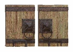 Martha Architectural Panel Set 2