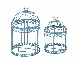 Oneonta Bird Cage Set/2