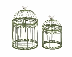 Scottsboro Bird Cage Set/2
