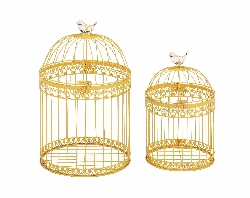 Section Bird Cage Set/2