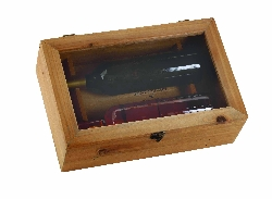 Susan Wood Wine Box