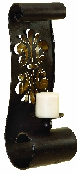 Carys Candle Wall Sconce