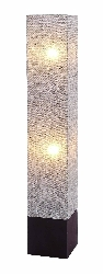 Nayla Stylish Grey Shade Floor Lamp