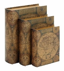 Johannes Atlas Book Box Set 3