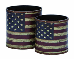 Ruhi Trash Can Set 2