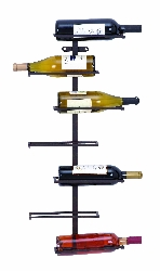 Rashad Wall Hanging Wine Rack