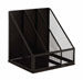Acedia Black Metal Magazine Rack