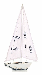 Saira Seaside Nautical Sailboat