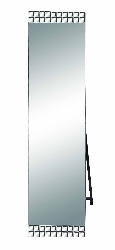 Rayleigh Wood Dressing Mirror