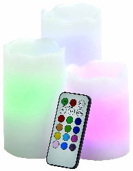 Githa Led Candle & Remote Set
