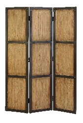 Ellianna 3 Panel Room Divider