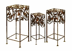 Honor Planter Stand Set 3
