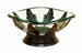"Lotte 17"" Wide Giant Glass Bowl Stand"